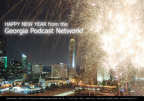 Happy New Year from the Georgia Podcast Network!