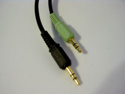 male-to-male 1/8 cable